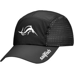 sailfish Cappello Da Corsa, nero